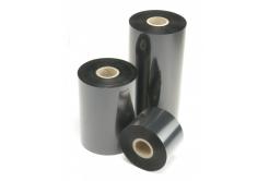 TTR szalagok viasz (wax) 88mm x 74m IN fekete