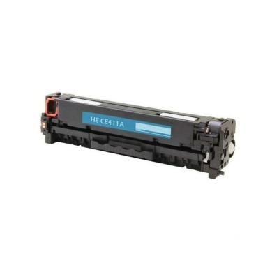 HP 305A CE411A cián (cyan) kompatibilis toner