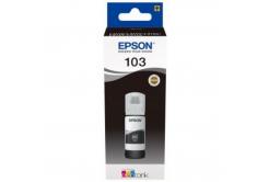 Epson eredeti tintapatron C13T00S14A, 103, black, 65ml, Epson EcoTank L3151, L3150, L3111, L3110