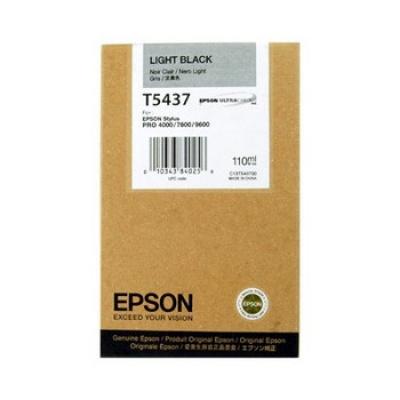 Epson C13T543700 szürke (grey) eredeti tintapatron