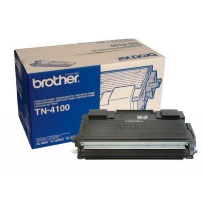 Brother TN-4100 fekete (black) eredeti toner