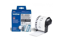 Brother DK-22223, 50mm x 30,48m, hőérzékeny papírcímkék