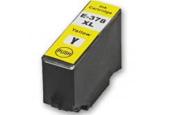 Epson 378XL T3794 sárga (yellow) kompatibilis tintapatron