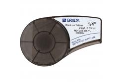 Brady M21-250-595-YL / 139745, vinyl szalag, 6.35 mm x 6.40 m