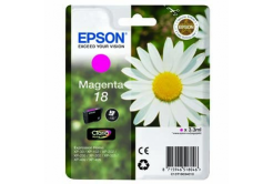 Epson C13T18034020 bíborvörös (magenta) eredeti tintapatron