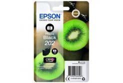 Epson 202 C13T02F14010 foto fekete (photo black) eredeti tintapatron