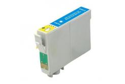 Epson T0612 cián (cyan) kompatibilis tintapatron