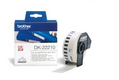 Brother DK-22210, 29mm x 30,48m, eredeti címketekercs