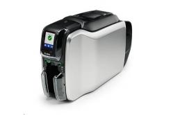 Zebra ZC300 ZC31-0M0C000EM00 plasztik kártya nyomtató, egyoldalú, USB/Ethernet, ISO HiCo/LoCo Mag S/W Selectable