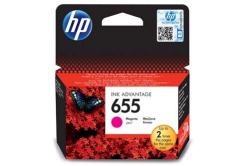 HP 655 CZ111AE bíborvörös (magenta) eredeti tintapatron