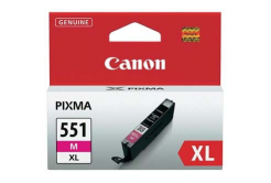 Canon CLI-551XLM bíborvörös (magenta) eredeti tintapatron