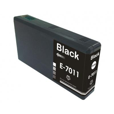 Epson T7011 fekete (black) kompatibilis tintapatron
