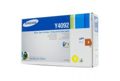 HP SU482A / Samsung CLT-Y4092S sárga (yellow) eredeti toner