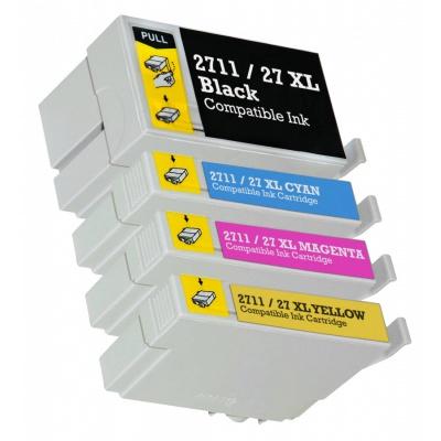 Epson T2715 multipack kompatibilis tintapatron