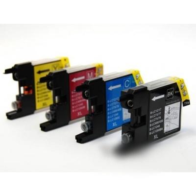 Brother LC-1240 / LC-1280 multipack kompatibilis tintapatron