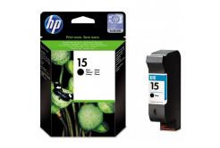 HP eredeti tintapatron C6615DE, HP 15, black, 500 oldal, 25ml, HP DeskJet 810, 840, 843c, PSC-750, 950, OJ-V40