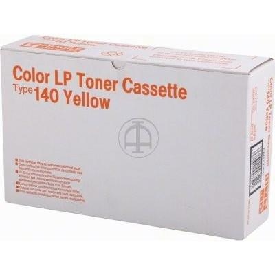 Ricoh 140 sárga (yellow) eredeti toner