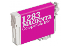 Epson T1283 bíborvörös (magenta) kompatibilis tintapatron