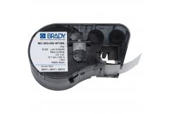Brady MC-500-595-WT-BK / 143371, öntapadó szalag 12.70 mm x 7.62 m