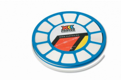 Partex PP+04600SN4, 17m, sárga, PVC PP+ szalag