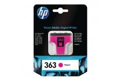 HP č.363 C8772EE bíborvörös (magenta) eredeti tintapatron, prošlá expirace