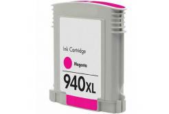 HP 940XL C4908A bíborvörös (magenta) kompatibilis tintapatron