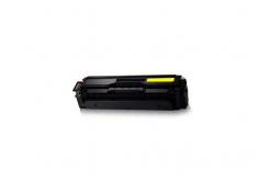 Samsung CLT-Y504S sárga (yellow) kompatibilis toner