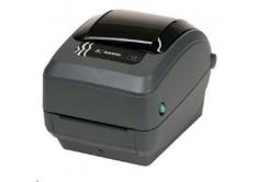 Zebra GX420T GX42-102422-000 TT címkenyomtató, 203DPI, EPL2, ZPL II, USB, RS232, LAN, cutter - LINER