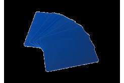 Zebra Premier card, kék