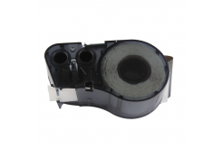 Brady MC-750-595-RD-BK, Labelmaker Tape, 19.05 mm x 7.62 m, fekete nyomtatás / piros alapon, kompatibilis szalag