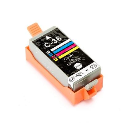 Canon CLI-36C színes kompatibilis tintapatron
