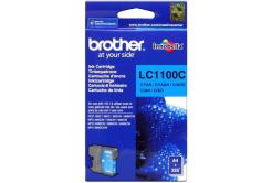Brother LC-1100C cián (cyan) eredeti tintapatron
