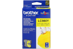 Brother LC-980Y sárga (yellow) eredeti tintapatron