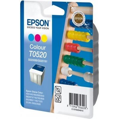Epson T052040 színes eredeti tintapatron