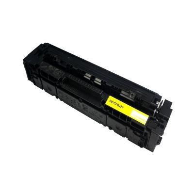 HP 201X CF402X sárga (yellow) kompatibilis toner