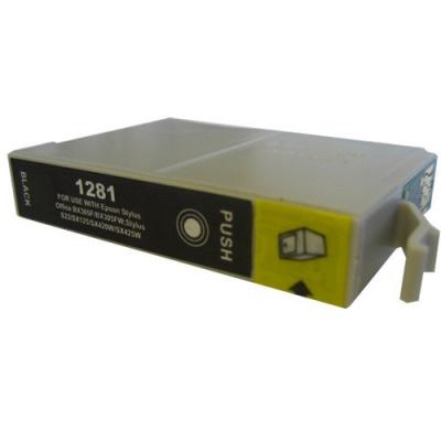 Epson T1281 fekete (black) kompatibilis tintapatron