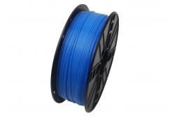 GEMBIRD filament ABS, 1,75mm, 1kg, fluoreszkálás kék