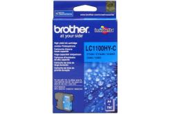 Brother LC-1100HYC cián (cyan) eredeti tintapatron