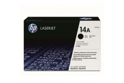 HP 14A CF214A fekete (black) eredeti toner