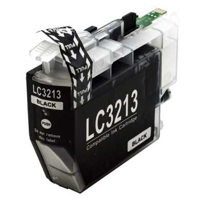Brother LC-3213 fekete (black) kompatibilis tintapatron