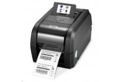 TSC TX200 99-053A033-51LF címkenyomtató etiket, 8 dots/mm (203 dpi), disp., TSPL-EZ, USB, RS232, Ethernet