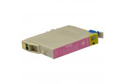 Epson T0486 világos bíborvörös (light magenta) kompatibilis tintapatron