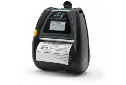 Zebra QLn420 DT hordozható termo nyomtató, CPCL, ZPL, XML, BLTH, LAN, DT/Linered Platen