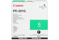Canon PFI-301G zöld (green) eredeti tintapatron