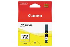 Canon PGI-72Y, 6406B001 sárga (yellow) eredeti tintapatron