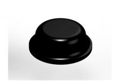 3M Bumpon SJ5076 fekete, plató = 56 db