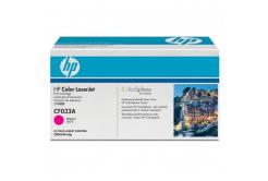 HP 646A CF033A bíborvörös (magenta) eredeti toner