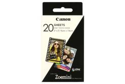 """Canon ZP-2030 3214C002 öntapadó fotópapírok ZINK 50x76mm (2x3""""), 20 db, thermo"""
