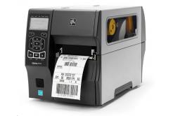 Zebra ZT410 ZT41043-T1E0000Z címkenyomtató, 12 dots/mm (300 dpi), peeler, RTC, display, EPL, ZPL, ZPLII, USB, RS232, BT, Ethernet