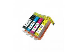 HP 655XL Bk+C+M+Y multipack utángyártott tintapatron